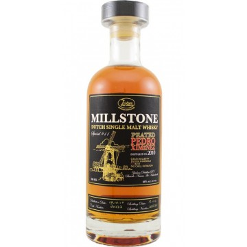Millstone Dutch Single Malt Whisky Peated PX Cask Whisky Special #11 Zuidam Distillers